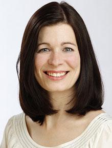 Portrait: Frau Constanze Racz